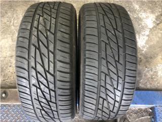 2 GOMAS 245-50-19 FIRESTONE Puerto Rico Import Tire