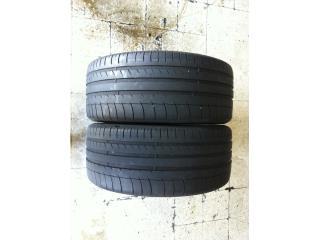 2 GOMAS 245/45/20 MICHELIN PILOT Puerto Rico Import Tire