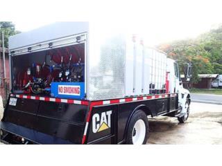 Monta Tu Negocio - Camiónes Despacho Fluidos Puerto Rico JERO INDUSTRIAL