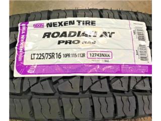 225/75/16LT Nexen Tires Puerto Rico JR TIRE, INC