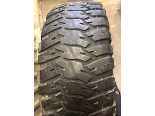 1 GOMA 35x12.5 R17 BF GOODRICH TRACCION Puerto Rico Import Tire