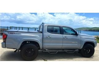 Estribos Toyota Tacoma 4 puertas  Puerto Rico X WHEELS