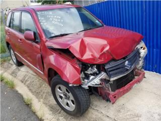 Suzuki Vitara 2013 en piezas Puerto Rico Junker Ramos Auto Piezas Inc.
