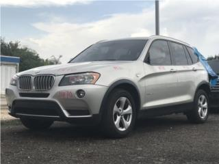 2012 BMW X3 SPORT (1470) Puerto Rico EURO JUNKER