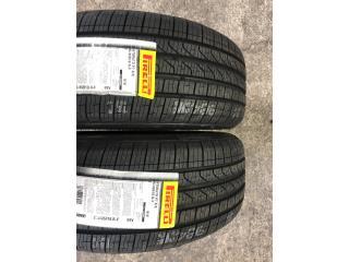 2 GOMAS 225-45-18 PIRELLI RUN FLAT  Puerto Rico Import Tire