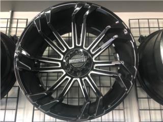 22x12 Tuff Wheels Puerto Rico PRECISION AUTO CONCEPTS