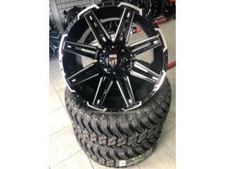 American Truxx Wheels Puerto Rico PRECISION AUTO CONCEPTS
