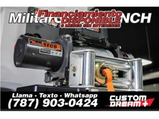 4x4 Winches Recovery Equipment  Puerto Rico