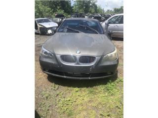 #1490 2006 BMW 5 Series 525i Puerto Rico EURO JUNKER