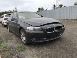 #1466 2011 BMW 528i Puerto Rico EURO JUNKER