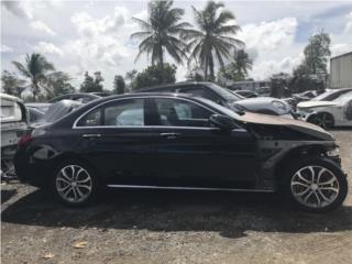 #1402 2017 Mercedes-Benz C300 Puerto Rico EURO JUNKER