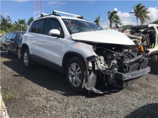 #1147 2016 Volkswagen Tiguan Puerto Rico EURO JUNKER