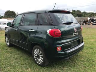 2014 Fiat 500L (1132) Puerto Rico EURO JUNKER