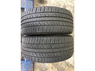 2 GOMAS 225-40-18 COPPER Puerto Rico Import Tire