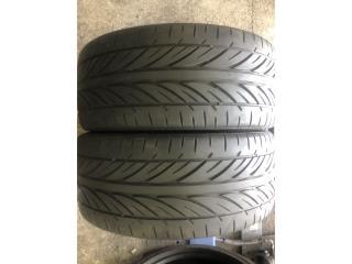 2 GOMAS 235-50-16 DUNLOP Puerto Rico Import Tire
