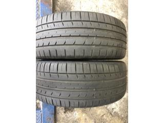 2 GOMAS 245-45-19 KUHMO Puerto Rico Import Tire