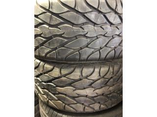 2 GOMAS 225-30-20 PRÁCTICAMENTE NUEVAS Puerto Rico Import Tire