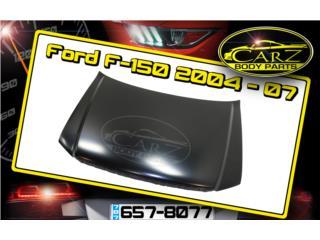 BONETE Ford F-150 2004 - 2007 Puerto Rico CARZ Body Parts