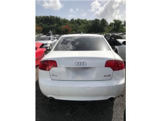 2008 Audi A4 2.0T (1517) Puerto Rico EURO JUNKER