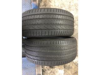 2 GOMAS 225/40/19 PIRELLI P ZERO RUN FLAT Puerto Rico Import Tire
