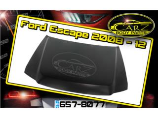 BONETE Ford ESCAPE 2008 - 2012 Puerto Rico CARZ Body Parts