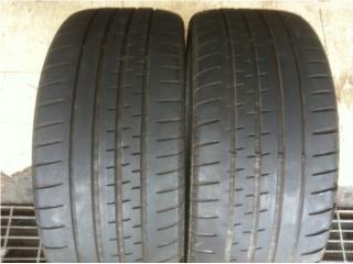 2 GOMAS 225/40/18 BRIDGESTONE POTENZA  Puerto Rico Import Tire