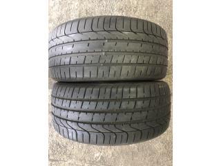 2 GOMAS 245-35-20 Pirelli P ZERO Puerto Rico Import Tire