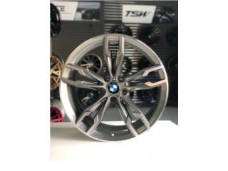 BMW 20X8.5 20X9.5 5/120 Puerto Rico WheelsPR