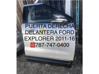 PUERTAS FORD  Puerto Rico CORREA AUTO PIEZAS IMPORT