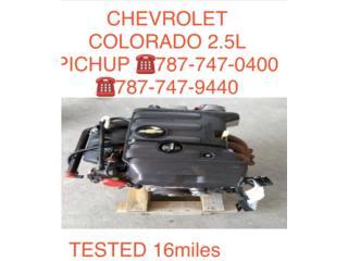 MOTOR CHEVROLET COLORADO 2.5 Puerto Rico CORREA AUTO PIEZAS IMPORT