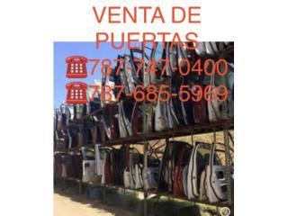 PUERTAS TOYOTA  Puerto Rico CORREA AUTO PIEZAS IMPORT