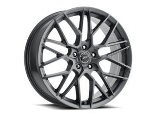 Estilo Platinum 459 20x8.5 color gris Puerto Rico INDY PERFORMANCE