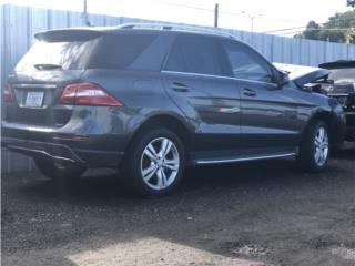 #1626 2013 Mercedes-Benz ML 350 Puerto Rico EURO JUNKER