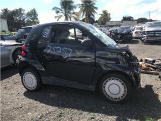 #1635 2009 Smart fortwo passion Puerto Rico EURO JUNKER