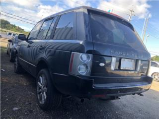 #1633 2006 Land Rover Range Rover Supercharge Puerto Rico EURO JUNKER