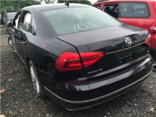 #1241 2016 Volkswagen Passat Puerto Rico EURO JUNKER