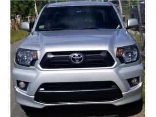 TACOMA 2012-2015 FRONTLIP Puerto Rico MUSIC ON AUTO ACCESSORIES INC.