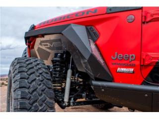 JEEP JL FENDERS DV8  Puerto Rico MUSIC ON AUTO ACCESSORIES INC.