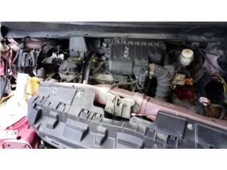 12765 Mitsubishi Mirage 2014 Motor 1.2L  Puerto Rico JUNKER BERNIRD