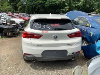 #1696 2018 BMW X2 Puerto Rico EURO JUNKER