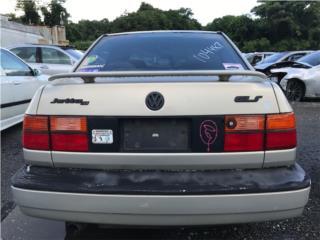 #1007  1995 Volkswagen Jetta GLS Puerto Rico EURO JUNKER