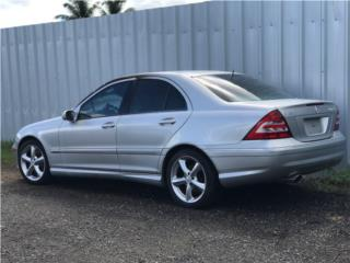 #1008 2005 Mercedes-Benz  C230 Puerto Rico EURO JUNKER