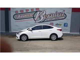 13269 Hyundai Accent 2019 Puerta Izquierda  Puerto Rico JUNKER BERNIRD