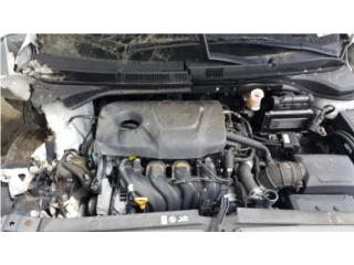 13269 Hyundai Accent 2019 Alternador 1.6L Puerto Rico JUNKER BERNIRD