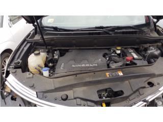 13276 Lincoln MKX 2017 Motor 3.7L Puerto Rico JUNKER BERNIRD