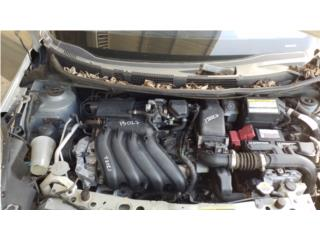 13027 Nissan Versa 2014 Motor 1.6L  Puerto Rico JUNKER BERNIRD