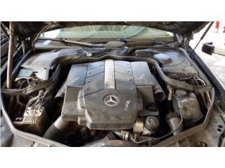 13076 Mercedes CLS 500  2006 Transmision AT Puerto Rico JUNKER BERNIRD