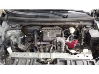 13067 Mitsubishi Mirage G4 2018 Motor 1.2L Puerto Rico JUNKER BERNIRD