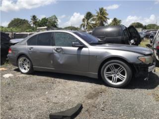 #1245 2005 BMW 745i Puerto Rico EURO JUNKER
