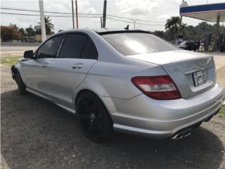#1837 2008 Mercedes-Benz C300 Luxury  Puerto Rico EURO JUNKER